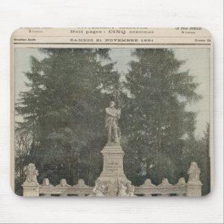 Monument à Gambetta chez Ville-d'Avray Tapis De Souris