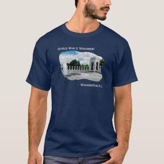 Monument de la deuxième guerre mondiale -- T-shirt