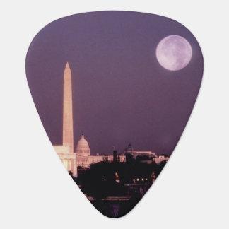 Monument de Washington, le capitol et Jefferson Médiators