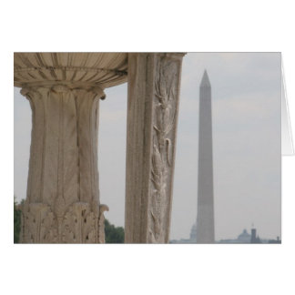 monument du Lincoln Memorial Washington Cartes