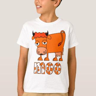 MOO - Vache à gingembre - T-shirt junior