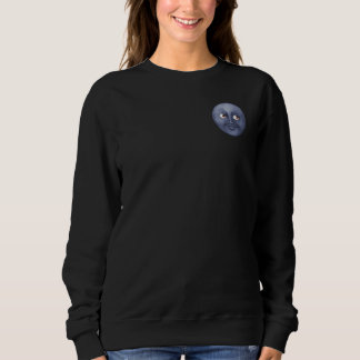 Moon Emoji Sweatshirt