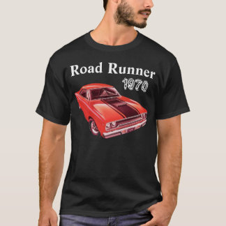 Mopar - en 1970 Plymouth Road Runner - Satellite T-shirt