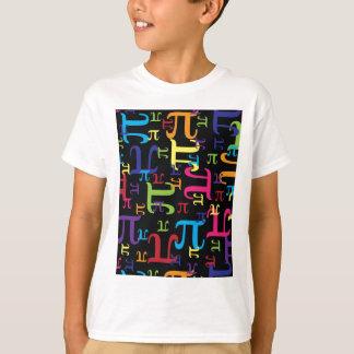Morceau de pi t-shirt