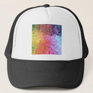 Morceaux de couleur casquette