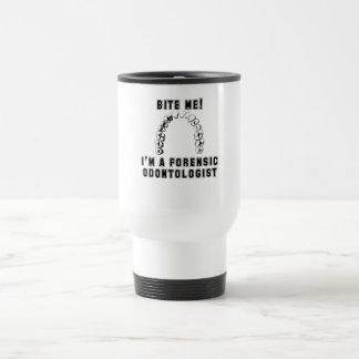 Mordez-moi ! mug de voyage