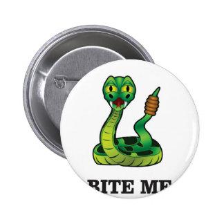 mordez-moi serpent badge