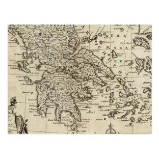 Morea, Grèce Carte Postale