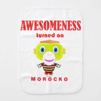 Morocko - Awesomeness allumés Linge De Bébé