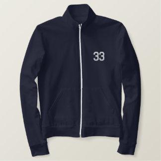 Morris 33 veste brodée