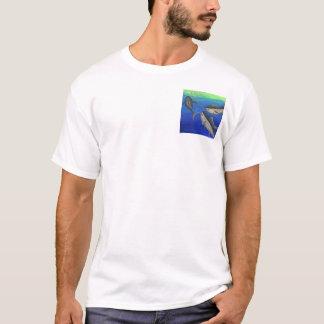 Morsure de thon t-shirt