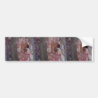 Mort et vie de Gustav Klimt- Autocollant Pour Voiture
