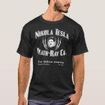 Mort-Rayon Cie. de Nikola Tesla T-shirt