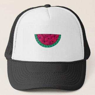 Mosaïque de pastèque d'été casquette
