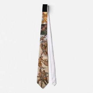 Mosaïques bizantines cravates