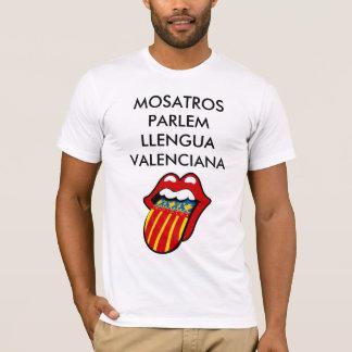 MOSATROS PARLEM LLENGUA DE VALENCE T-SHIRT