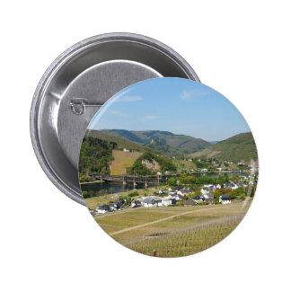 Moselle-vallée avec des Bullay Badge