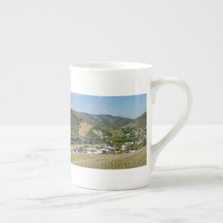 Moselle-vallée avec des Bullay Mug