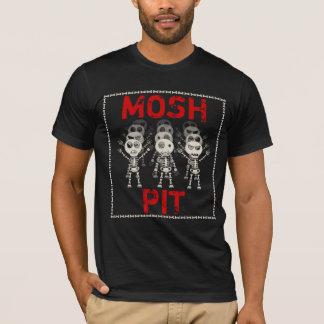 Mosh le T-shirt de mine