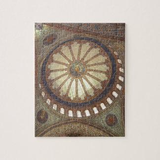 Mosquée bleue Istanbul intérieur, Turquie Puzzle