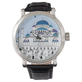 Mosquée bleue montres