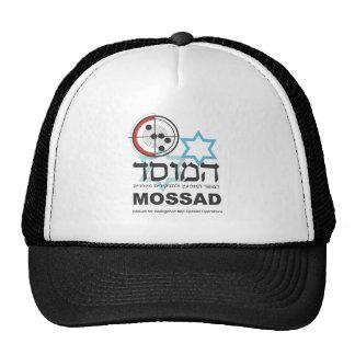Mossad, l'intelligence israélienne casquette trucker