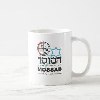 Mossad, l'intelligence israélienne tasses