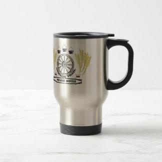 moteur de prairie d'ot mug de voyage