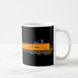 Moteur de train : Modèle de couleurs classique : Mug