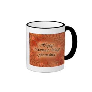 Mother&apos heureux ; grand-maman de jour de s tasse à café