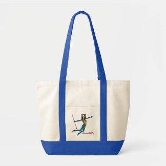 "Mother's Day Bag - Personalyze ""Fairy MoM"" Sacs De Toile"