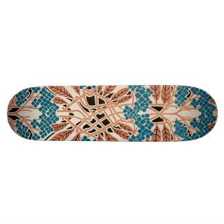 Motif #12 de Nouveau d'art Plateaux De Skateboards Customisés