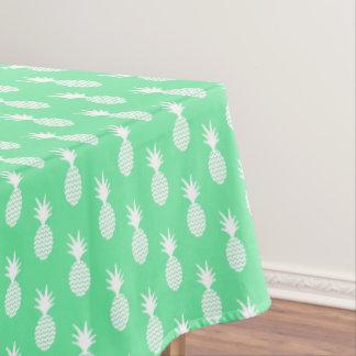 Motif 2 de menthe d'ananas nappe