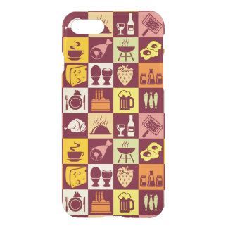 Motif 3 de nourriture coque iPhone 7