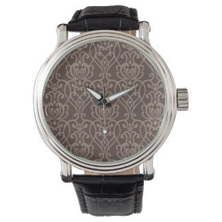 Motif 6 de damassé montres