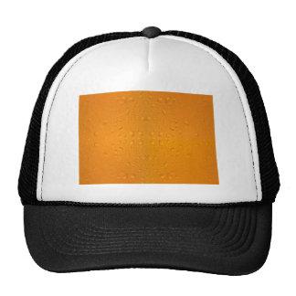 Motif 8868 en verre de bière macro casquettes de camionneur