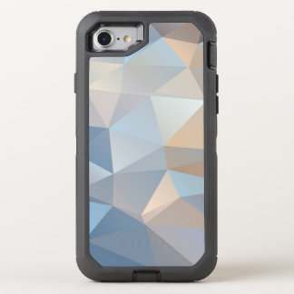 Motif abstrait frais de triangle coque OtterBox defender iPhone 8/7