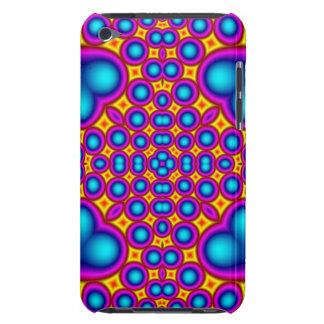 Motif abstrait multicolore coque iPod touch Case-Mate