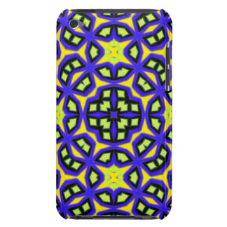Motif abstrait multicolore coque barely there iPod