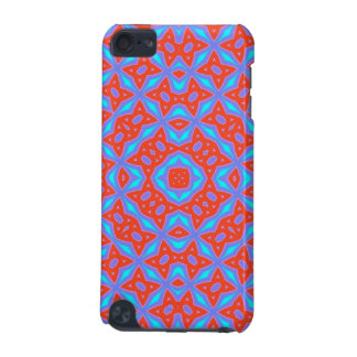 Motif abstrait multicolore coque iPod touch 5G