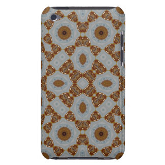 Motif abstrait multicolore coques barely there iPod