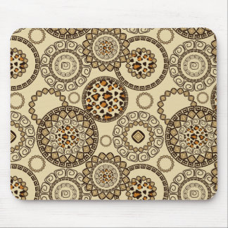 tapis de souris motif africain. Black Bedroom Furniture Sets. Home Design Ideas