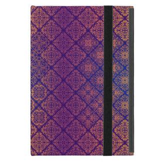 Motif antique royal de luxe floral coque iPad mini