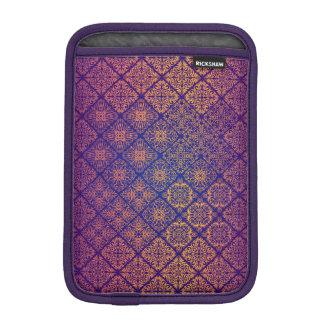 Motif antique royal de luxe floral housse pour iPad mini