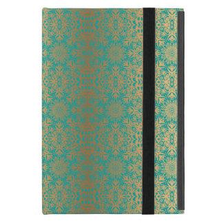 Motif antique royal de luxe floral protection iPad mini