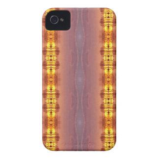 Motif artistique coloré multi vibrant coques iPhone 4 Case-Mate