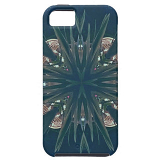 Motif artistique contemporain rare coque tough iPhone 5
