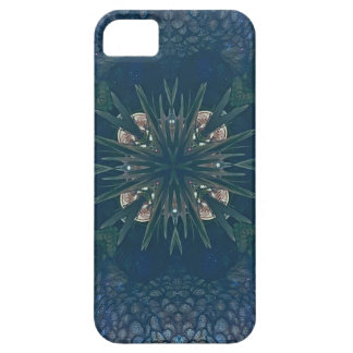 Motif artistique contemporain rare étuis iPhone 5