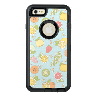 Motif avec des fruits et des baies coque OtterBox iPhone 6 et 6s plus