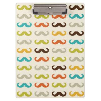 Motif avec la moustache